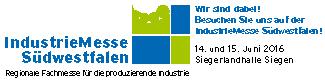 Industriemesse Südwestfalen
